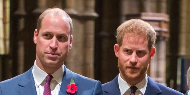 Prince William reportedly has reservations about a speedy reconciliation with his brother, Prince Harry. (Photo by Paul Grover- WPA Pool/Getty Images)