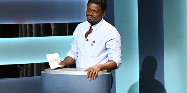Daniel Kaluuya starred in a 'Saturday Night Live' sketch about vaccine hesitation in the black community.