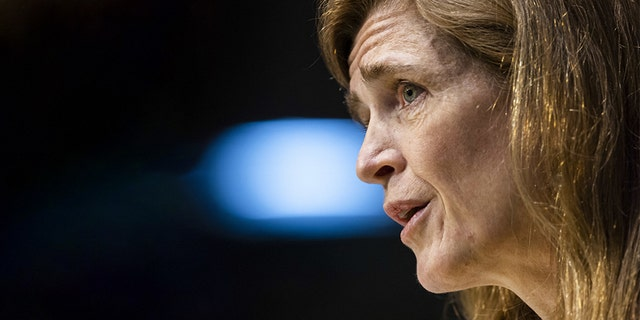 Samantha Power, 50, a longtime human rights advocate, was the U.S. Ambassador to the United Nations.
