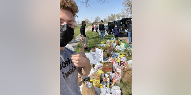 The battle royale for dudes named Josh on Saturday raised more than $8,000 for the Children's Hospital & Medical Center Foundation and brought in non-perishable food forthe Lincoln Food Bank.