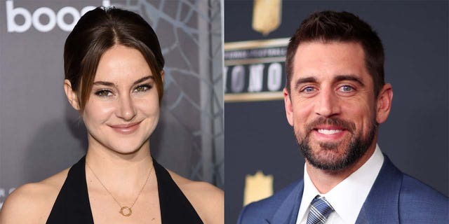 Aaron Rodgers reportedly wants to 'protect' Shailene Woodley from his family drama.