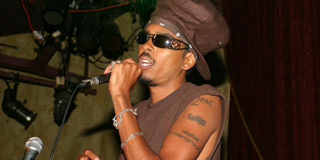 Shock G's cause of death is currently unknown. (Photo by Johnny Nunez/WireImage)