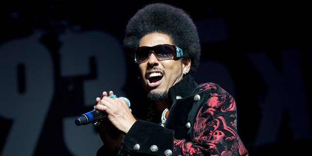 Gregory 'Shock G' Jacobs of Digital Underground has died. (Getty Images)