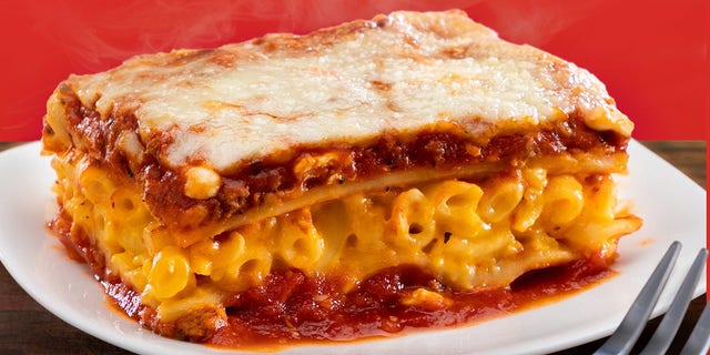 Stouffer's announced a new microwave dinner that combines lasagna with macaroni and cheese.
