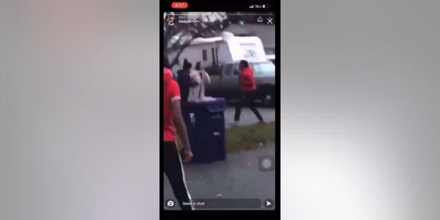 A 15-year-old boy was arrestedFriday in connection with an attack on an elderly Asian couple last year that was filmed, the Tacoma Police Department said.