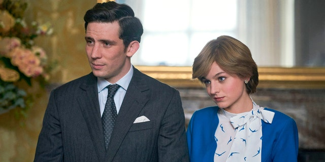 Josh O'Connor and Emma Corrin starred as Prince Charles and Princess Diana in Season 4 of