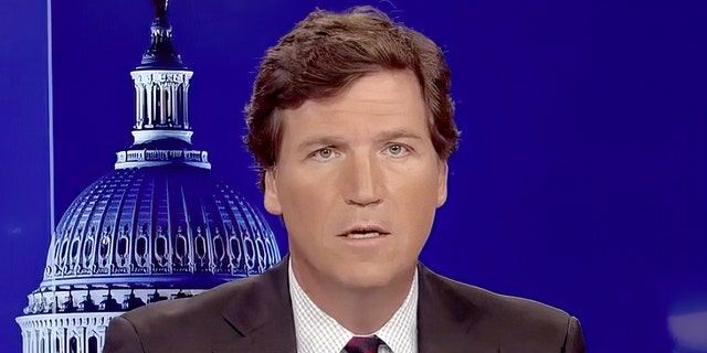 """""""Tucker Carlson Tonight"""" was the most-watched program on cable news during the month of April, averaging 3.02 million viewers per episode."""