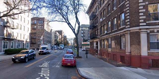 18th St. and Caton Ave in Brooklyn (Google Maps)