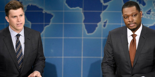'Weekend Update' took aim at Rep. Matt Gaetz for the second time.