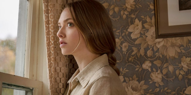 Amanda Seyfried said filming in upstate New York was amazing because of the rich nature.