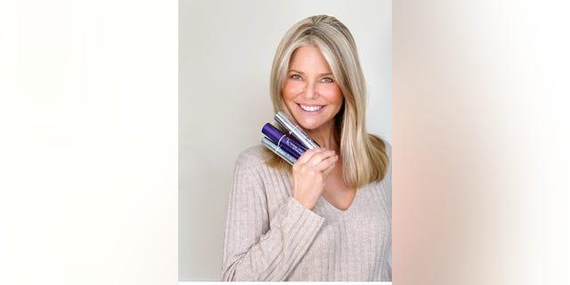 Christie Brinkley is currently a brand ambassador for SBLA.