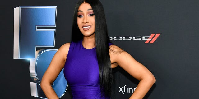 Cardi B had some harsh words forU.S. Rep. Glenn Grothman,R-Wis., after he criticized her 'WAP' performance at the 2021 Grammy Awards. (Photo by Frazer Harrison/Getty Images for Universal Pictures)