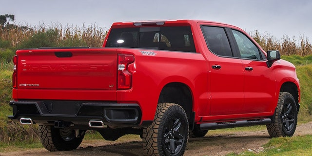 The Chevrolet Cheyenne is a full-size truck sold in Mexico.