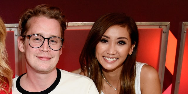 Macaulay Culkin and Brenda Song welcomed their first child together -- a son named Dakota Song Culkin.