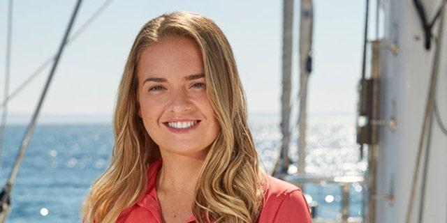 Daisy Kelliher,Chief Stewardess, on 'Below Deck: Sailing Yacht.'