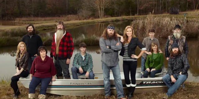 The Robertson family from 'Duck Dynasty.' Family members admitted they were 'shook up' after the drive-by shooting that occurred at their Louisiana estate in April 2020.