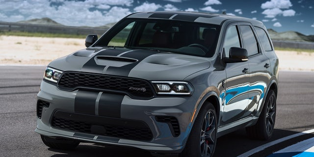 The 2021 Dodge Durango SRT Hellcat is the world's most powerful SUV.