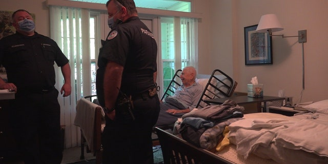 Allentown EMS has been giving at-home vaccines since March. (Katie Byrne/Fox News)