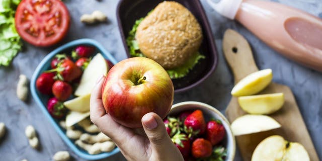 Schools throughout America serve more nutrient-rich foods than restaurants, according to researchers at Tufts University. (iStock)
