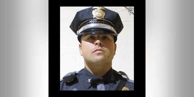 Officer Darian Jarrott was tragically killed by Omar Felix Cueva during a routine traffic stop on Feb. 4.