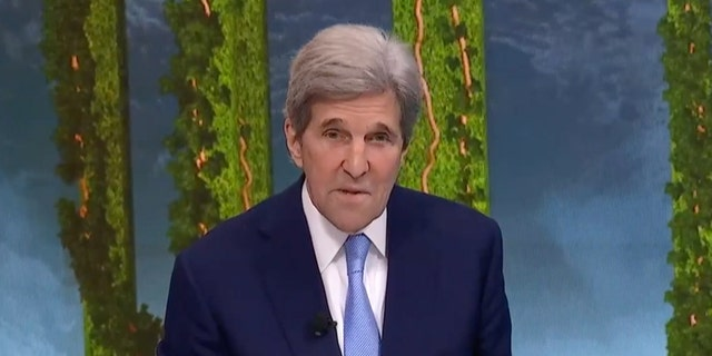 Special Presidential Envoy for Climate John Kerry attends the Leaders Summit on Climate.