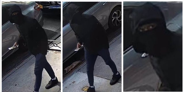 The NYPD is on the hunt for a homicide suspect in connection with a brazen broad daylight shooting in Manhattan's Upper East Side earlier this week.
