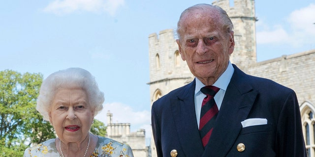 Prince Philip was married to Queen Elizabeth for 73 years.