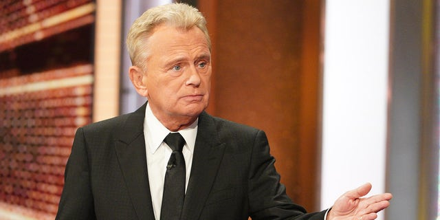 'Wheel of Fortune' host Pat Sajak revealed that his family dog Stella recently died.