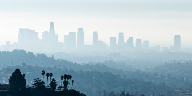 Los Angeles landed on the top 10 cities most polluted by ozone exposure list.