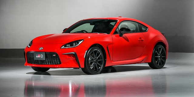 The GR stands for Gazoo Racing, which is a Toyota motorsports division.