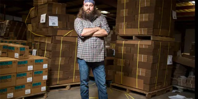 """Willie Robertson and his family appeared on A&E's """"Duck Dynasty."""""""