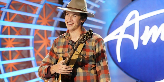 'American Idol' frontrunner Wyatt Pike breaks silence after quitting show.jpg