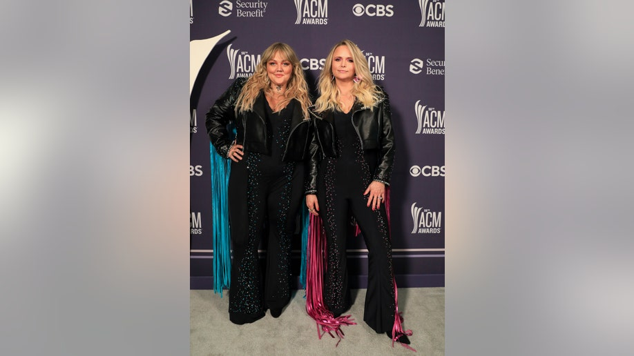 2021 Academy of Country Music Awards red carpet fashion