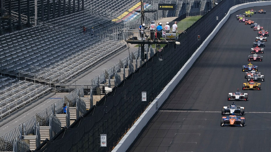 The Indy 500 will have 135,000 fans, most at a sporting event since start of pandemic