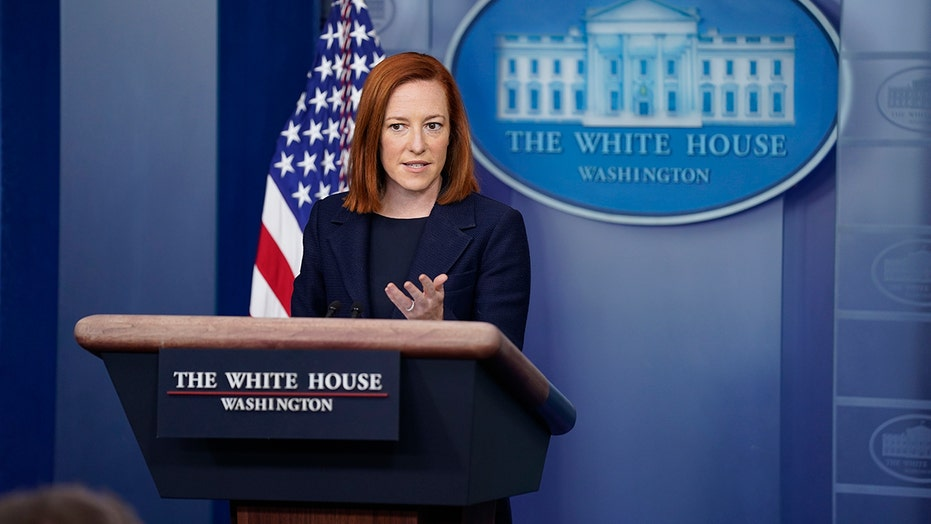 Psaki on moving MLB All-Star Game to Colorado: Georgia legislation was 'built on a lie'