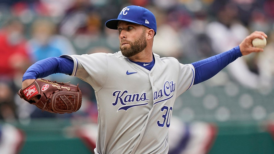 Duffy wins, Merrifield drives in 3 as Royals blank Indians