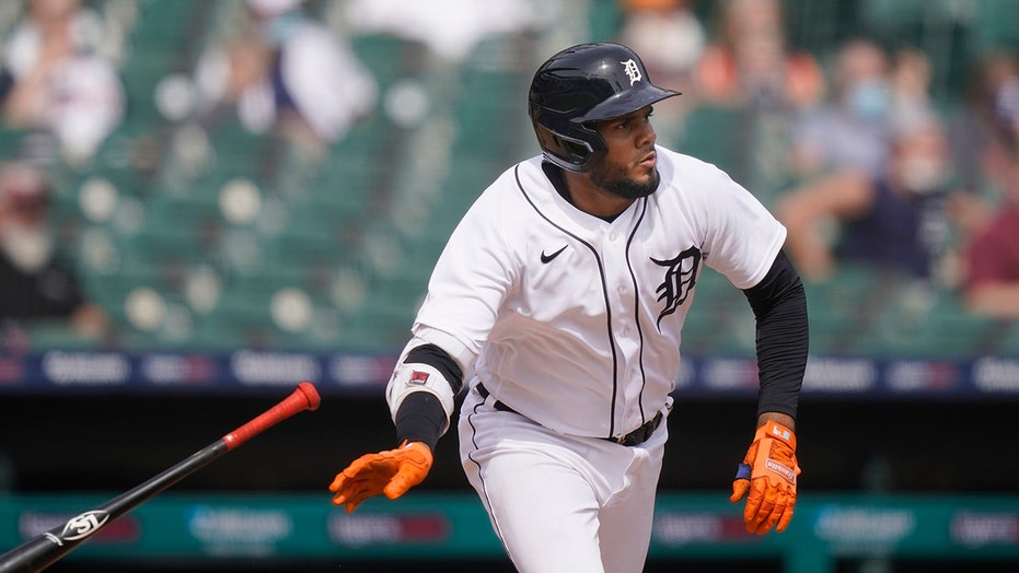 Baddoo delivers again for Tigers with winning hit vs Twins