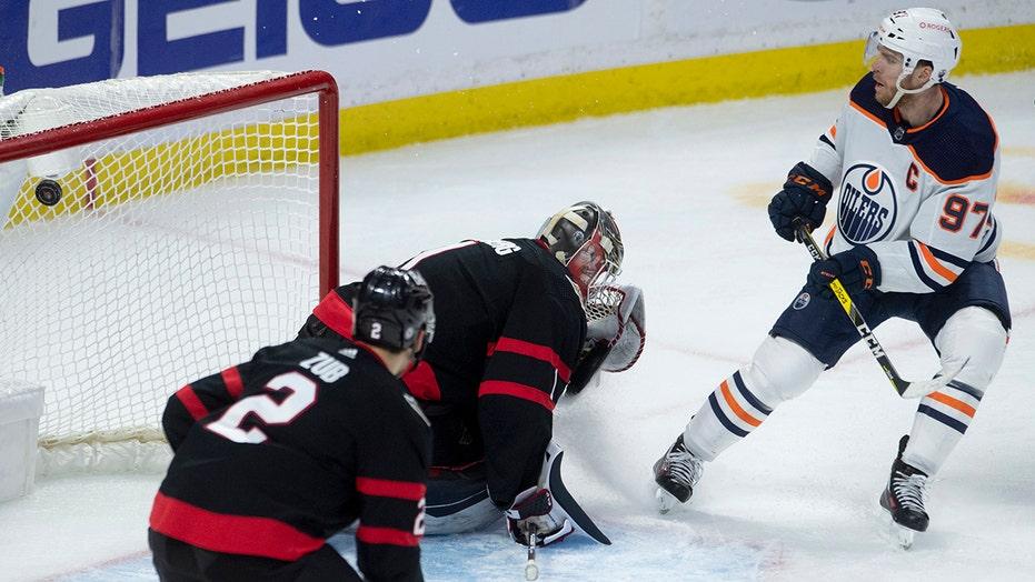 Draisaitl scores 3, McDavid 1, Oilers beat Senators again