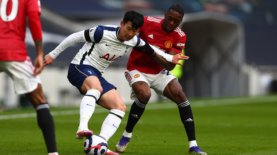 Son racially abused online after Tottenham loses to Man U