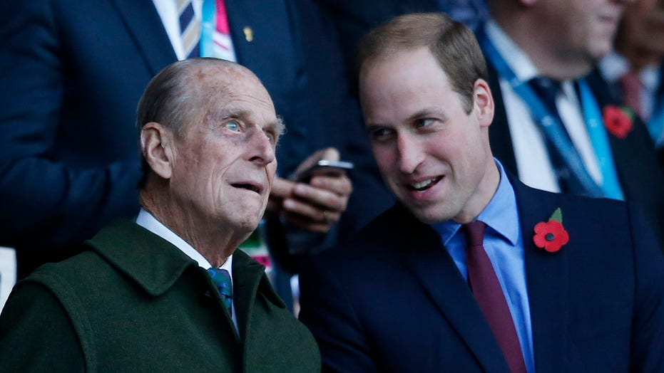Prince Philip had one important piece of advice for the younger royals before his death, filmmaker says