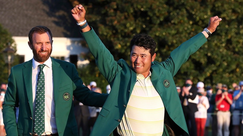 Column: Matsuyama goes from inspiration to Masters champion