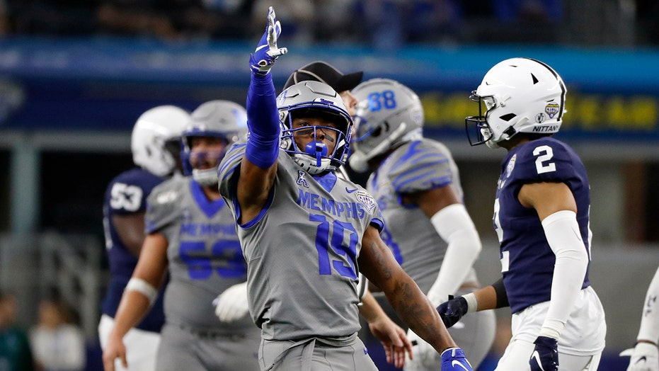 Memphis running back ready for NFL draft after opting out