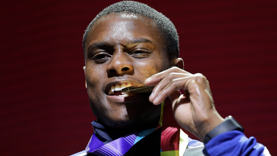 Christian Coleman to miss Olympics despite reduced ban