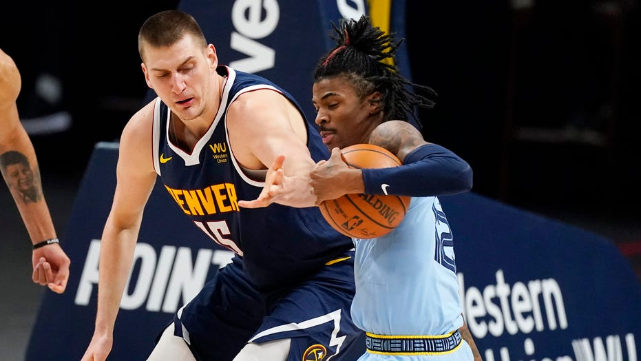 Jokic's 47 leads Nuggets over Grizzlies 139-137 in 2 OTs
