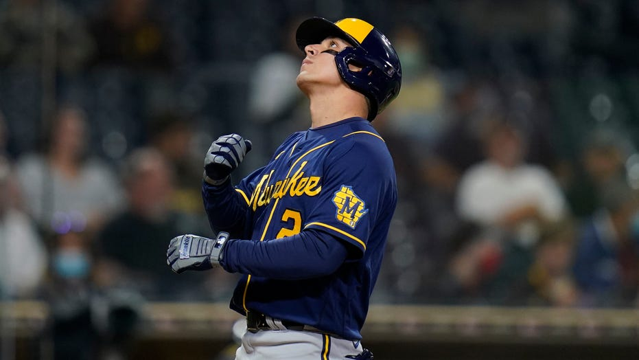 Urias, Woodruff help Brewers beat Musgrove, Padres 3-1