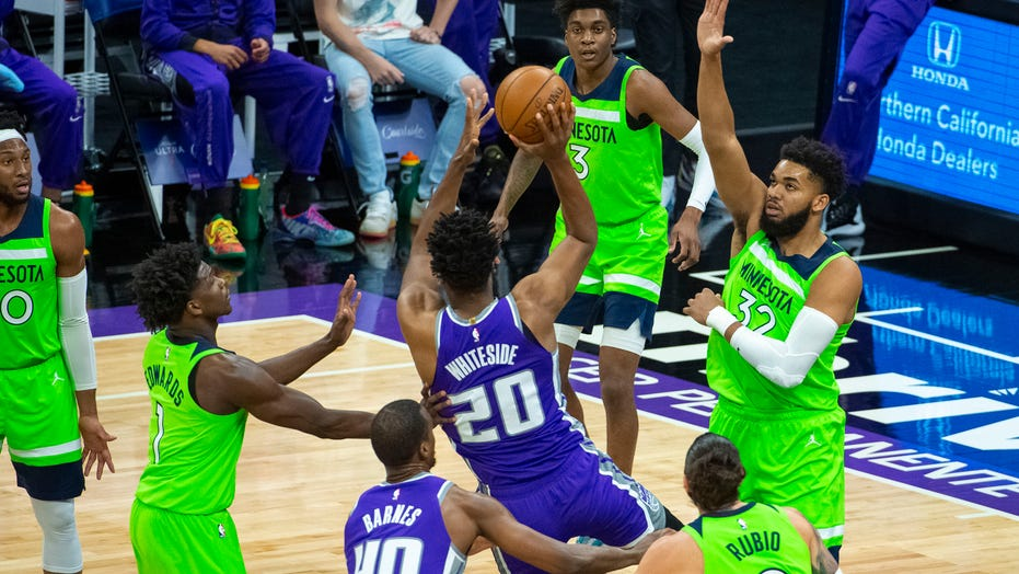 Timberwolves beat Kings for second time this season, 134-120