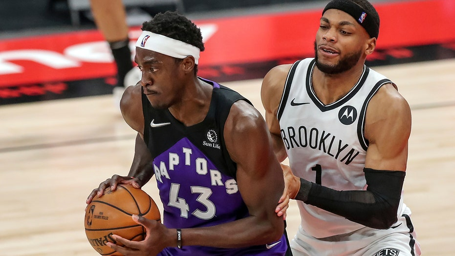 Raptors ride strong 3rd quarter to 114-103 win over Nets
