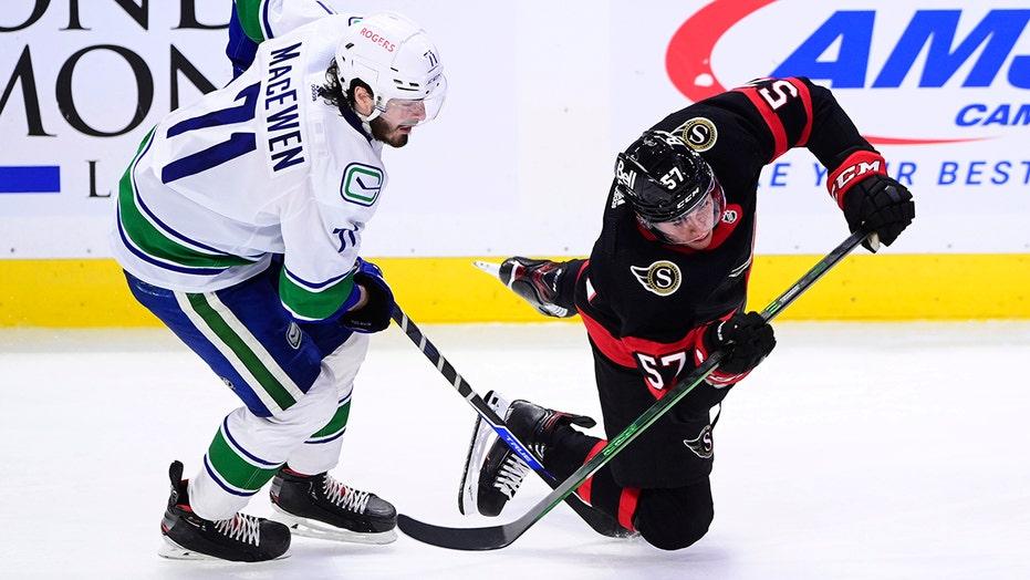 Tkachuk leads the way, helps Senators beat Canucks 6-3
