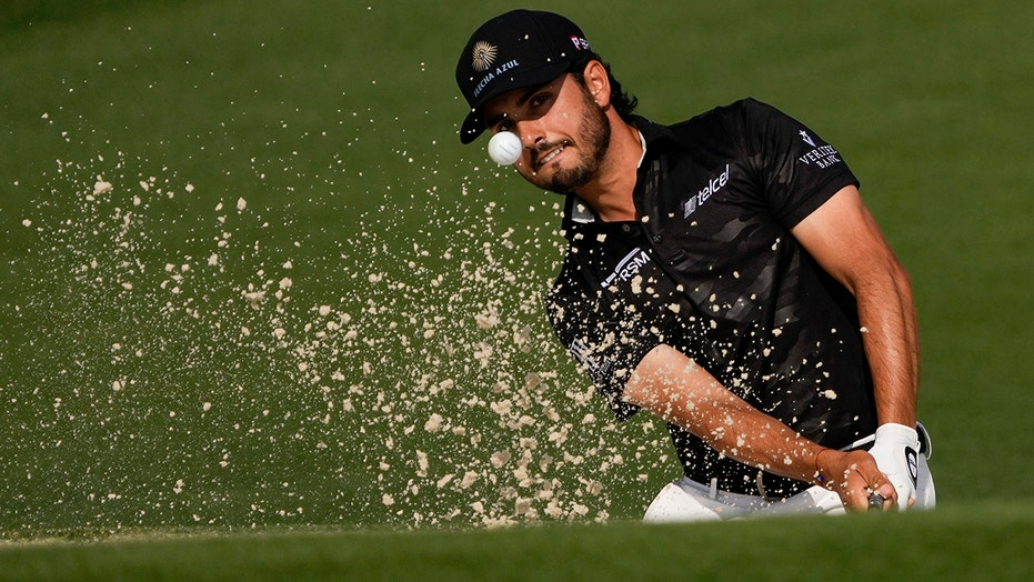 Abraham Ancer penalized after Masters first round over this