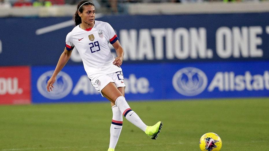 American defender Alana Cook earning her stripes at PSG